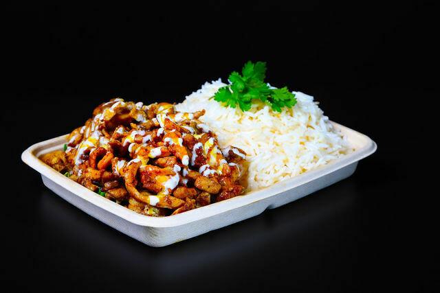 Shawarma Chicken Dinner