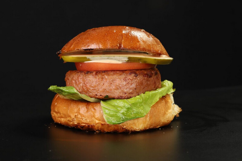 Veggie Burger (4oz)