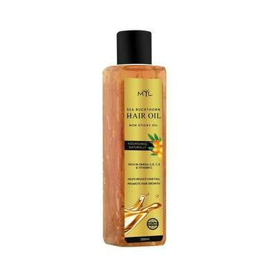 Sea Buckthorn Hair Oil 200ml