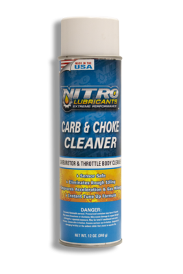 Carb Cleaner - 12 oz.