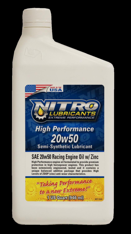Synthetic Blend 10W-30 Motor Oil