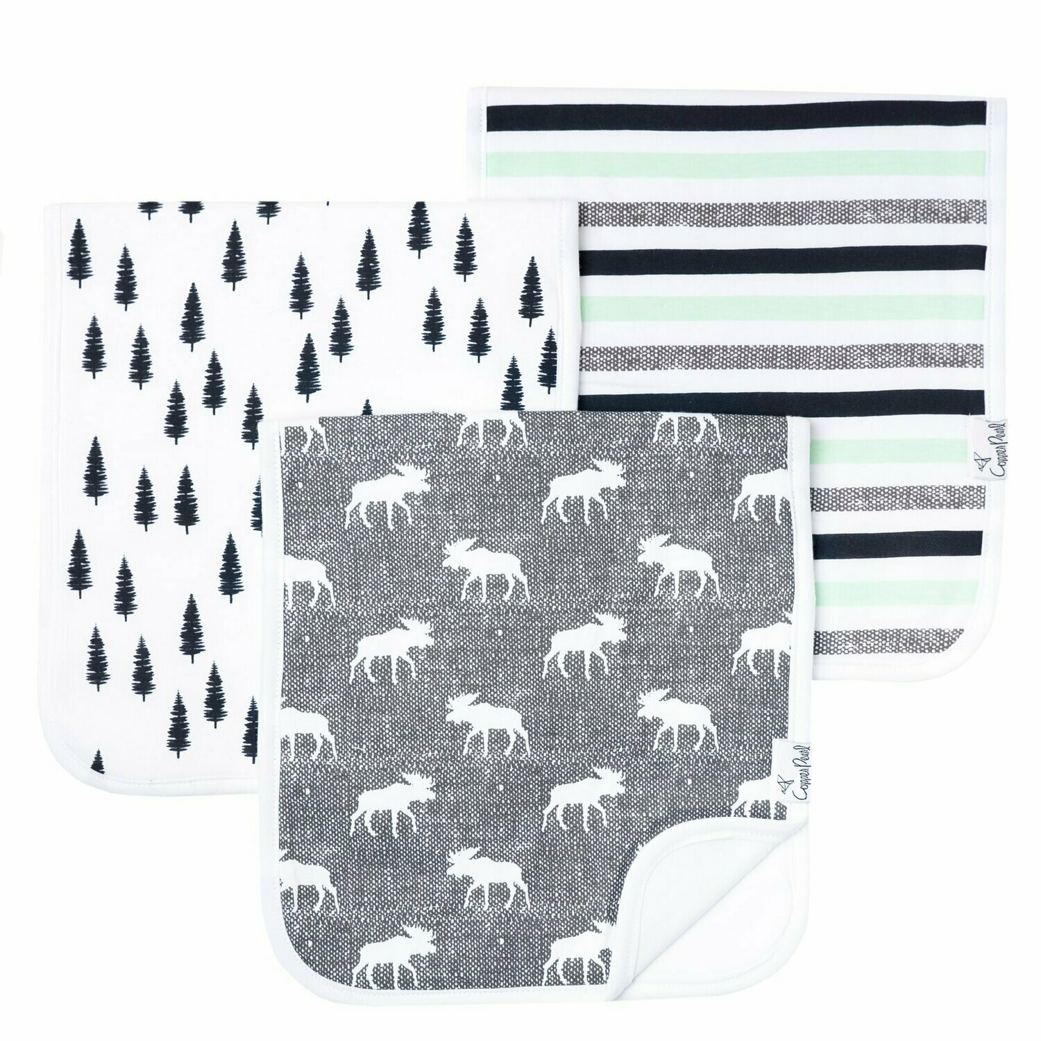 Burp Cloth - Scout