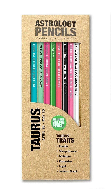 Taurus Pencils