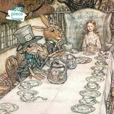 Alice in Wonderland Tea Party - Puzzle
