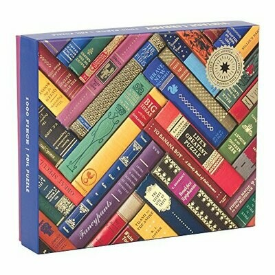Vintage Library - Puzzle