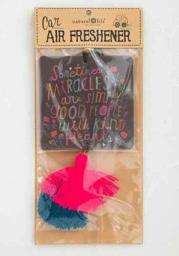 Sometimes Miracles Air Freshener