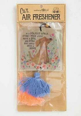 In a Perfect World Air Freshener
