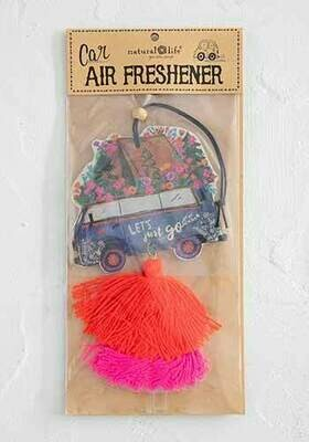 Let's Just Go Air Freshener