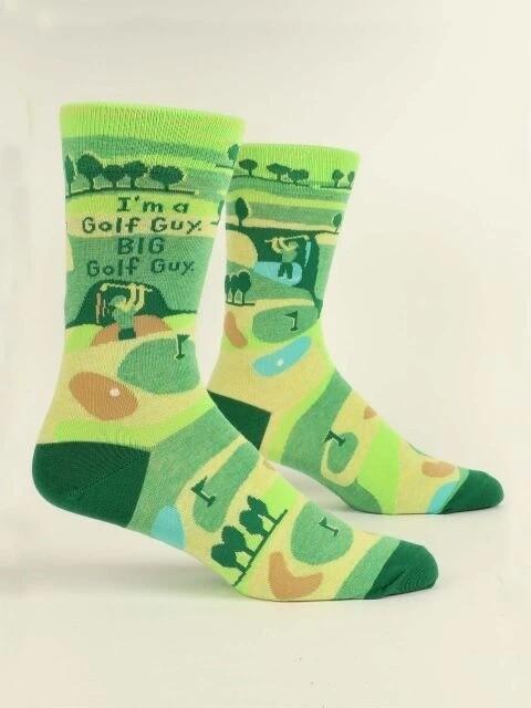 I'm a Golf Guy Mens Socks