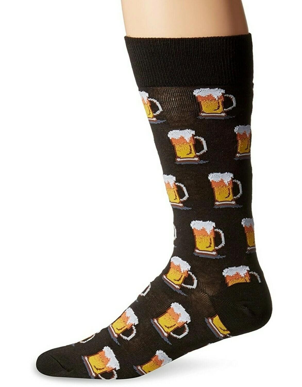 Beer Mug Socks Men