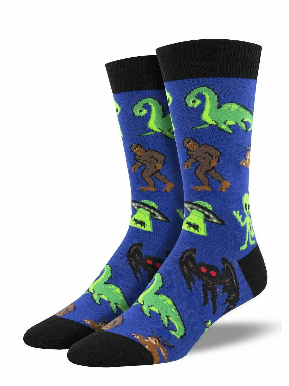 Cryptid's Men's Socks