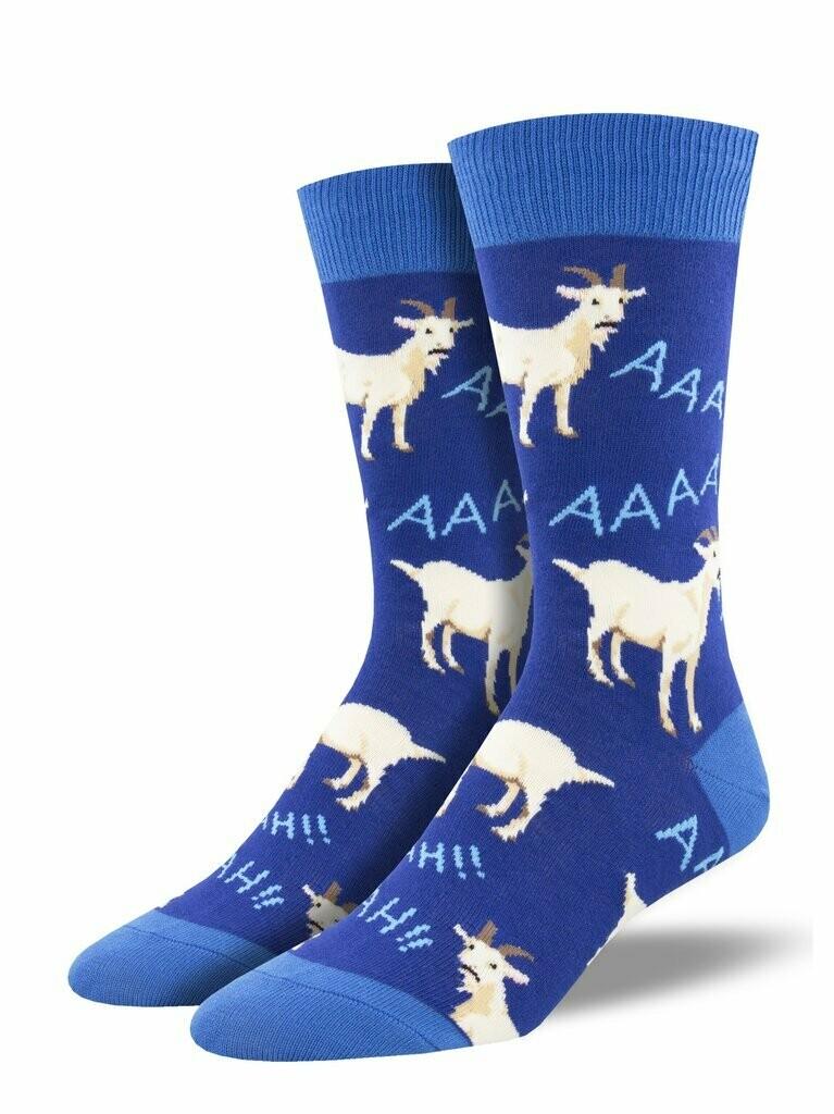 Screaming Goats - Blue - Men