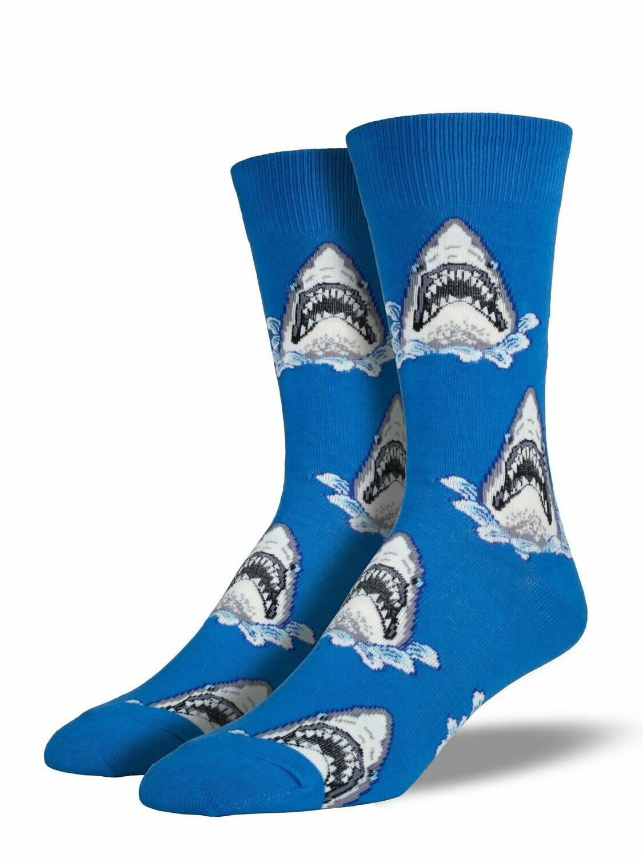 Shark Attack Blue - Men