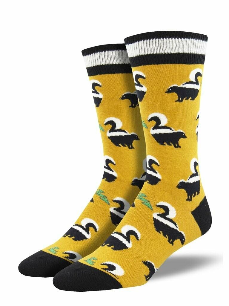 Funky Skunky Yellow - Men