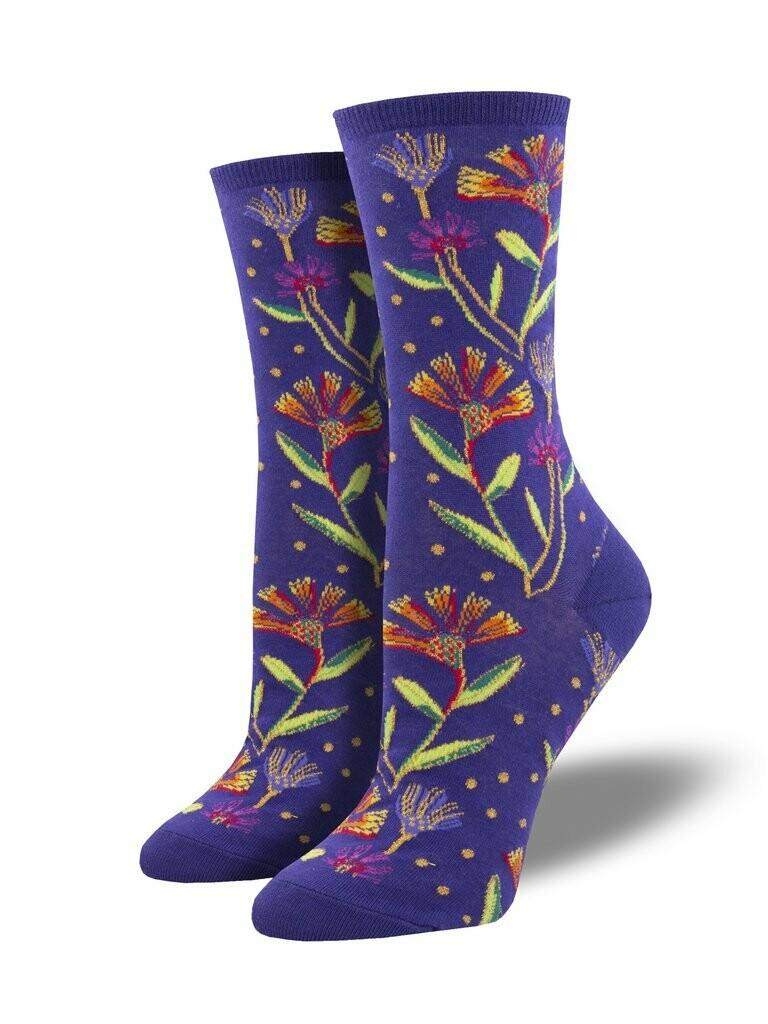 Wildflowers Purple - Women