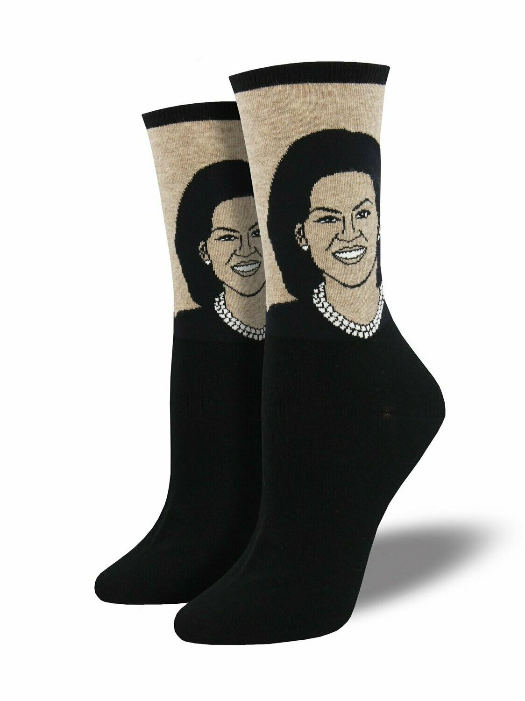 Michelle Obama Hemp Heather - Women