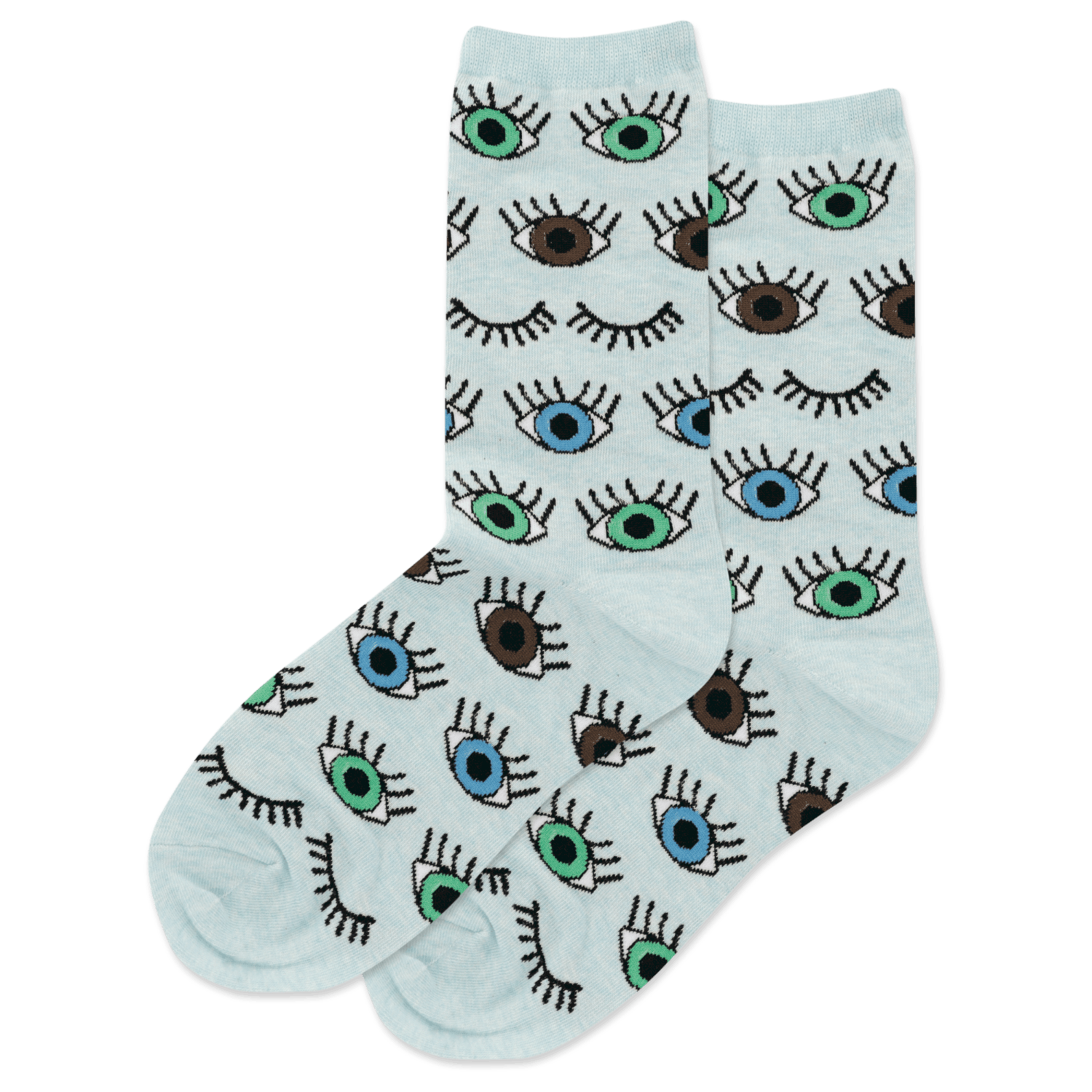 Eyes - MNTML Womens Socks