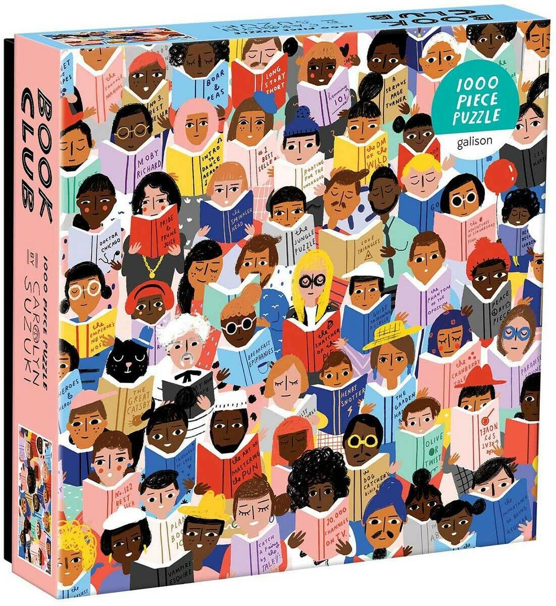 Book Club - Puzzle