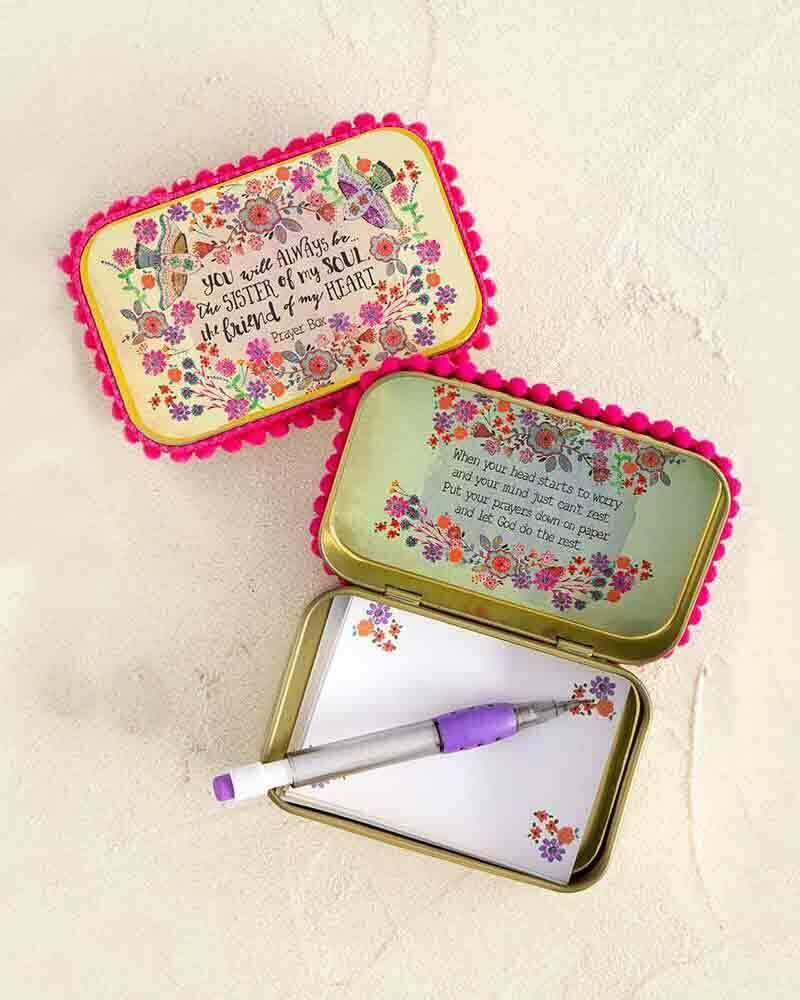 You Will Always Be the Sister Prayer Box