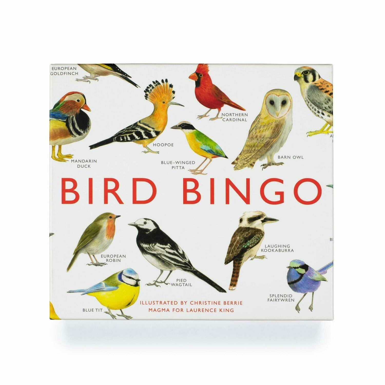 Bird Bingo - Game