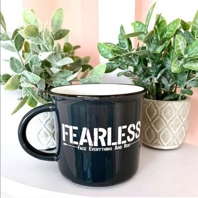 Fearless Camp Mug