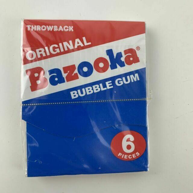 Bazooka Throwback Wallet Pack