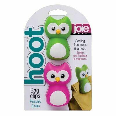 Hoot Owl Bag Clip Set/2