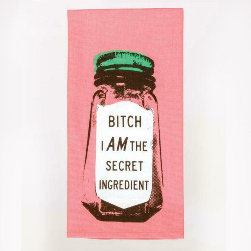 Secret Ingredient Dish Towel