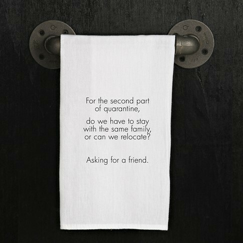 Relocate Towel