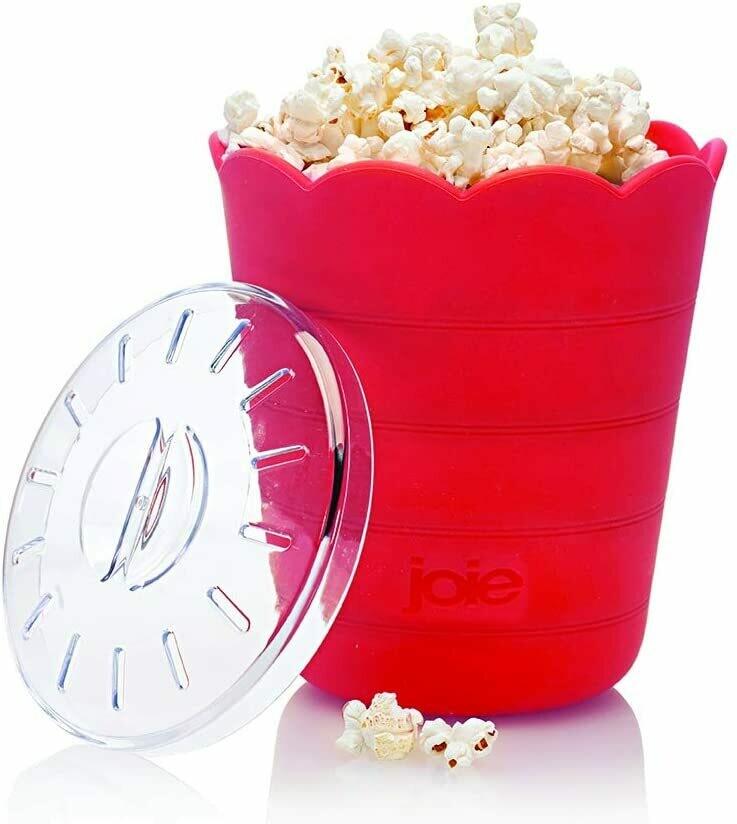 Pop Up Microwave Popcorn Maker