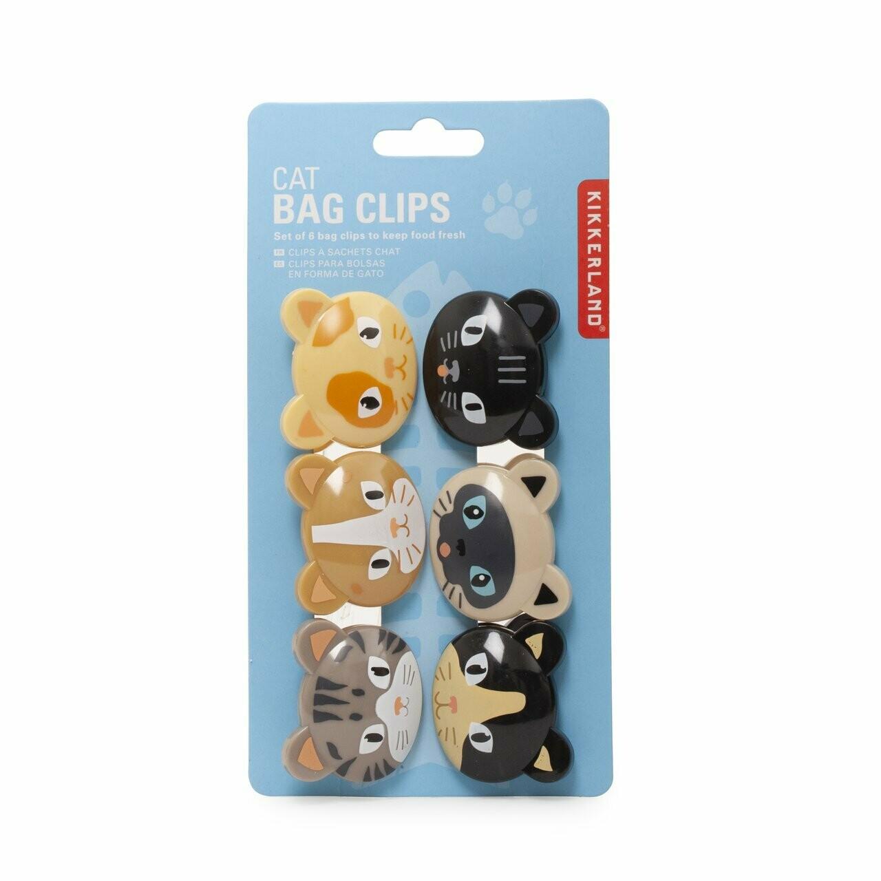 Cat Bag Clips