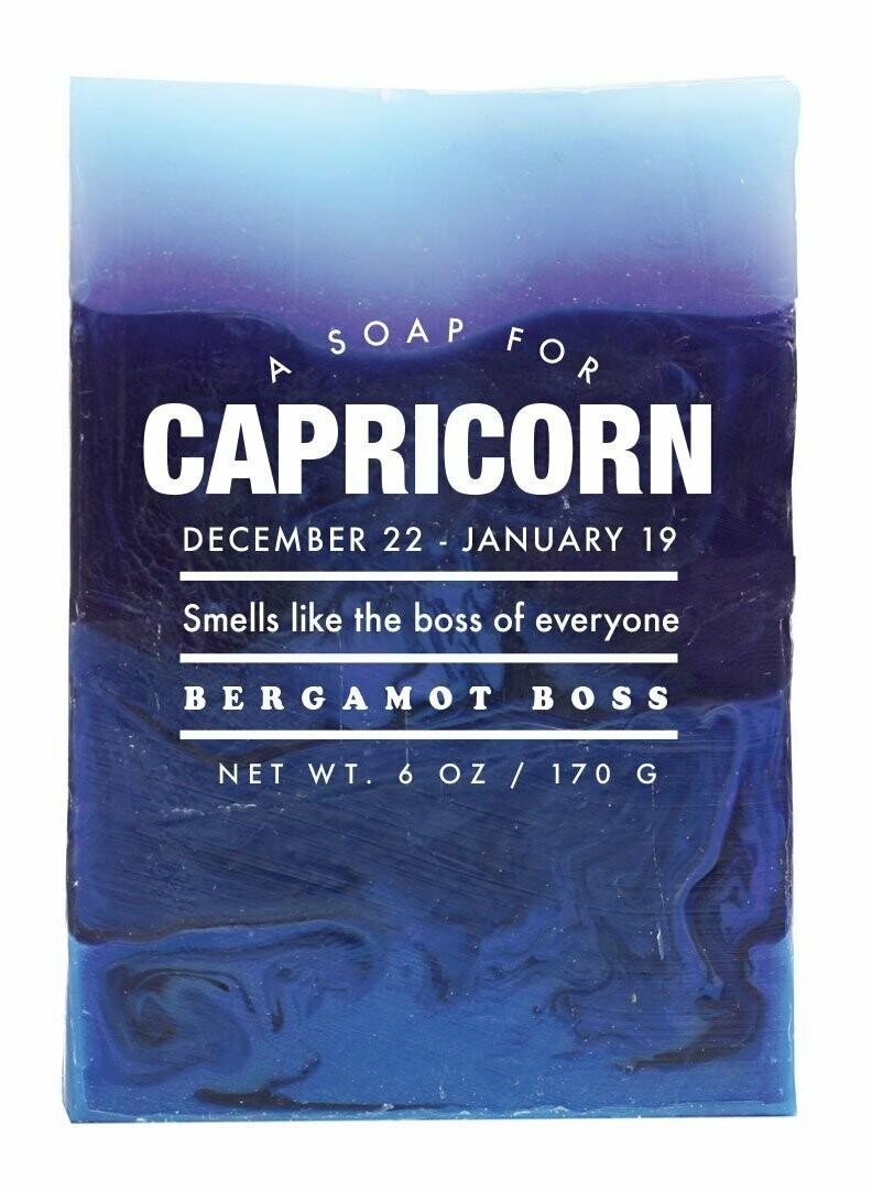 Capricorn Soap