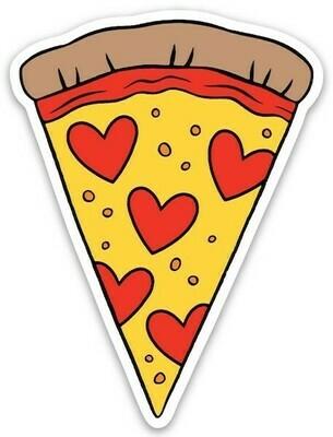 Slice of Pizza Sticker