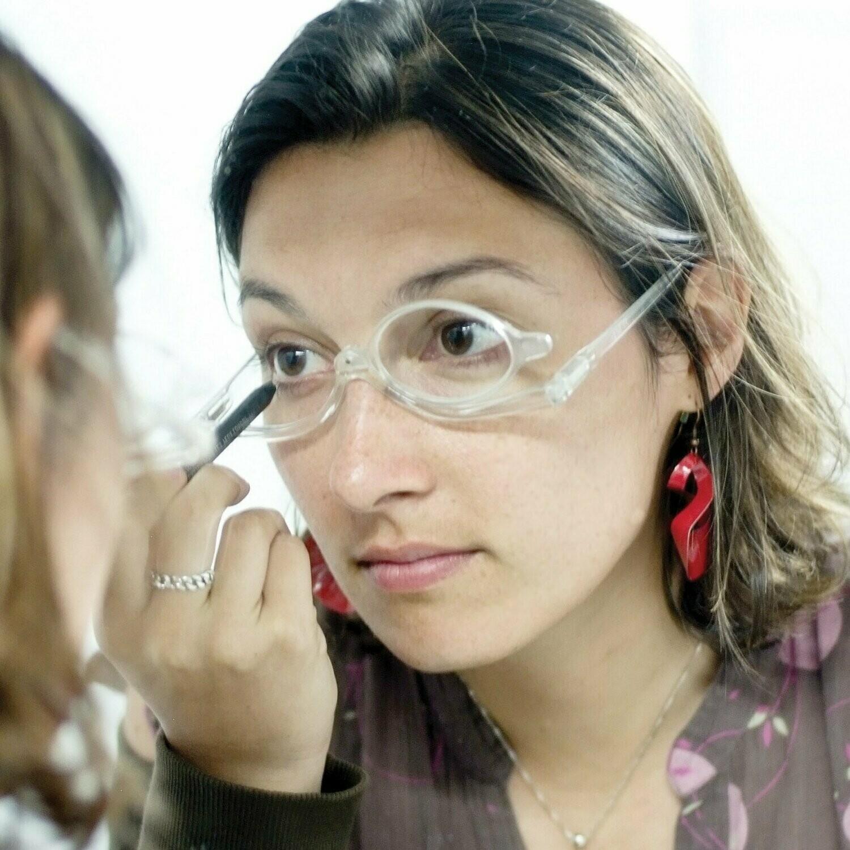 Make-up reading Glasses