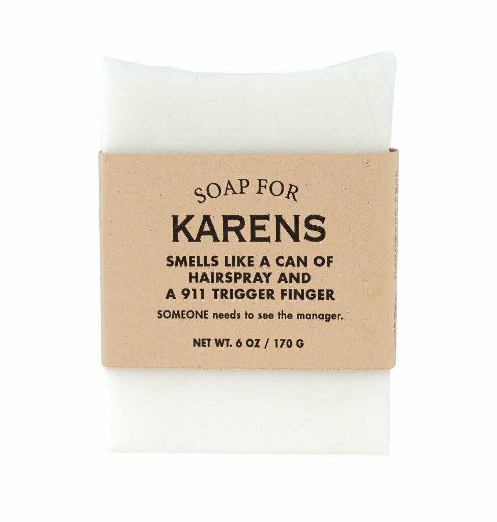 Karens Soap