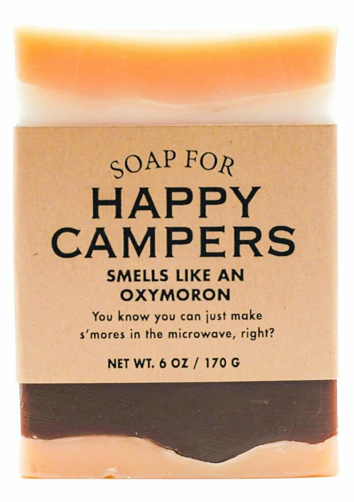 Happy Campers - Soap