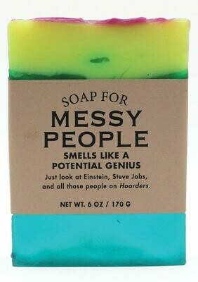 Messy People - Soap