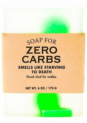 Zero Carbs - Soap
