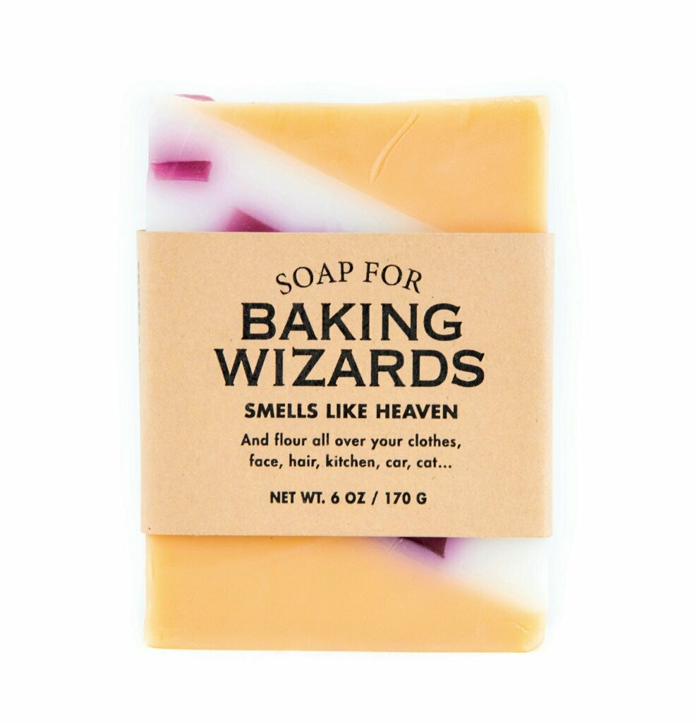 Baking Wizards - Soap