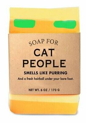 Cat People - Soap