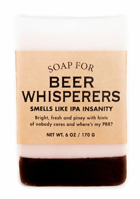 Beer Whisperer - Soap