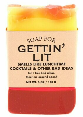Getting Lit - Soap