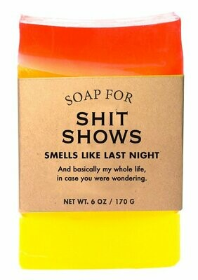 Shit Shows - Soap
