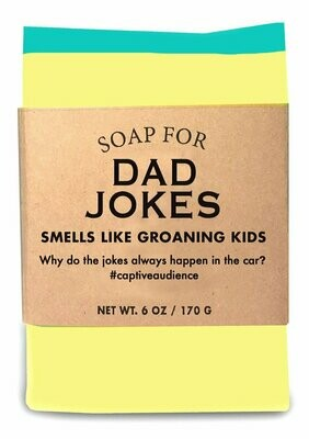 Dad Jokes - Soap