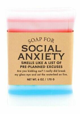 Social Anxiety - Soap