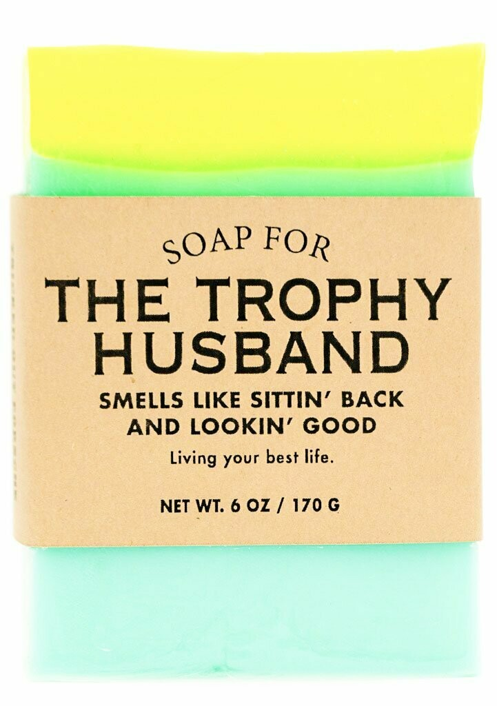 The Trophy Husband Soap