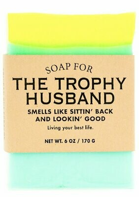The Trophy Husband Soap