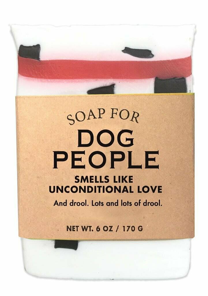Dog People - Soap