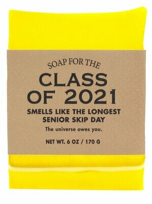 Class of 2021 - Soap