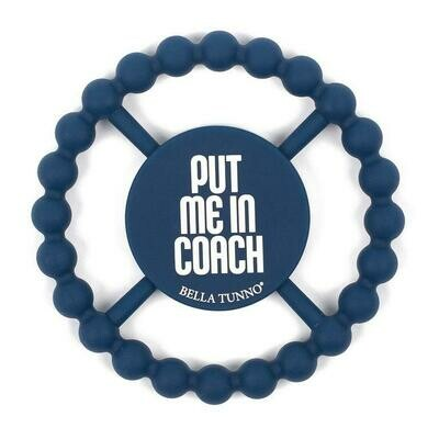 Put Me In Coach Teether